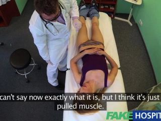 الأطباء fakehospital الديك مضمونة