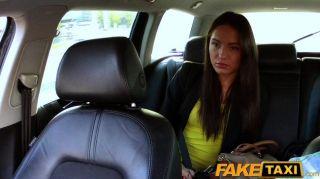سائق سيارة أجرة faketaxi الملاعين فتاة حزب