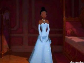 الأميرة والضفدع هنتاي