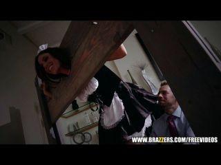 خادمة منزل هي gangbanged وموانئ دبي