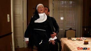 راهبة المشاغب