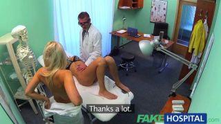 الطبيب القذرة fakehospital الخطوات في مقابل ممارسة الجنس