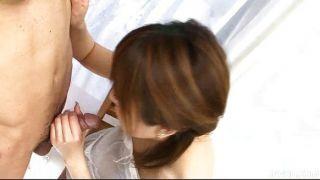نائب الرئيس الجياع يوو ميزوكي يحصل نائب الرئيس على أنفها