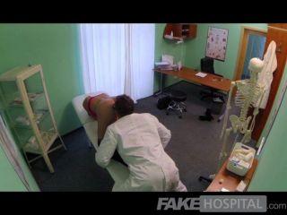 التدليك fakehospital يتحول الجنس المحموم