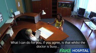 fakehospital الاختبارات ممرضة مطيع