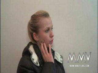 يحصل التقطت MMV الأفلام في سن المراهقة الألمانية صعودا ومارس الجنس