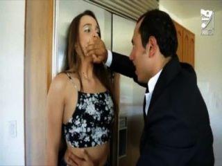 في سن المراهقة مارس الجنس من الصعب www.liboggirls.com