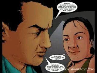 فكاهي 2D: العبور.الحلقة 2