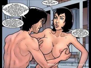 فكاهي 2D: الأمة cyberian.الحلقة 5
