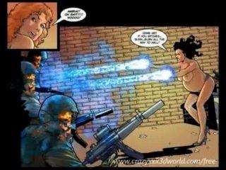 فكاهي 2D: الأمة cyberian.الحلقة 4