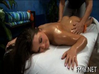 HAWT 18 سنة فتاة عمرها تحصل مارس الجنس من الصعب