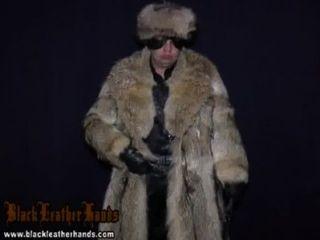 blackleatherhands الفراء والجلود مع 12pa الثالث