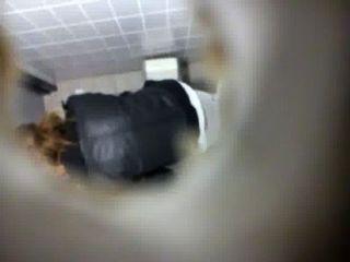 المرحاض كاميرا تجسس في المدرسة 1