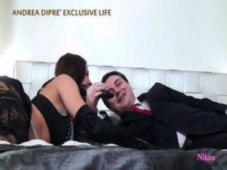 نيكيتا عارية في السرير مع dipr اندريا
