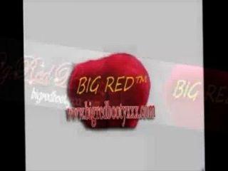 رباعية الانفجار مع حمراء كبيرة الغنائم الكرز الحب تشاك فرانكس الغرور بيريز