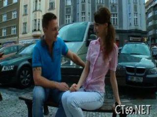 الجنس الساخن مع حبيبته سيئة جدا