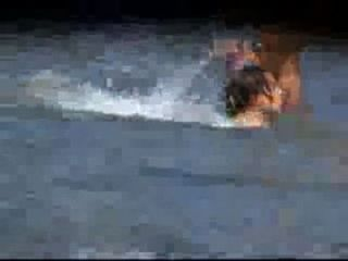 المتلصص الفيديو من GFS مثير عارية على الشاطئ