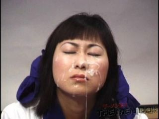 bukkake جمع تأثيري VOL.1 1/5 اليابانية bukkake غير خاضعة للرقابة