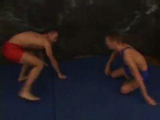 المصارعة الاخوة التشيكية