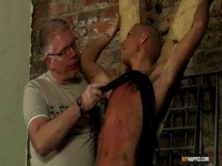 صبي العبيد المبذولة لبخ