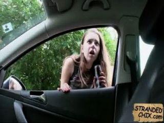 الذين تقطعت بهم السبل الملاعين في سن المراهقة فاتنة لvisconti.1 ركوب منزل مرسى