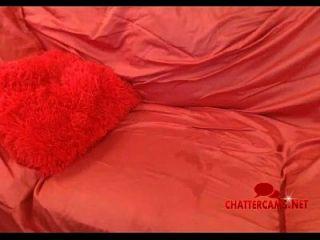 السمين وقحة أحمر الشرج لعبة كاميرا ويب ندف chattercams.net