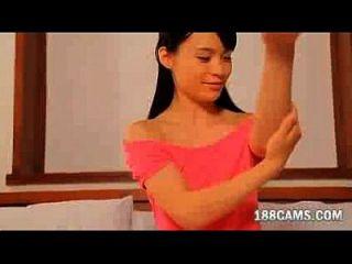 ميزوكي هوشينا الرقص الحلو غير عارية