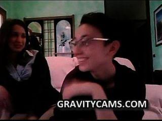 كام الفتيات يعيش كاميرات الويب مثير