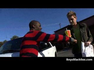 أسود في سن المراهقة بويس اللعنة أبيض توينكس المتشددين 13