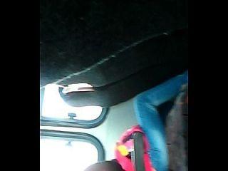 فلاش ديك في الحافلة