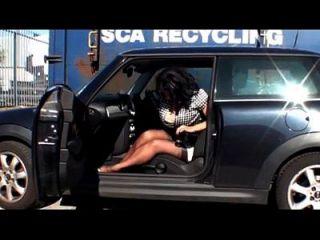 دونا أمبروز الملقب دانيكا كولينز سيارة ندف
