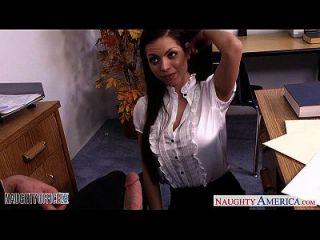 حبيبتي سمراء يوريزان بلتران يحصل مارس الجنس في مكتب