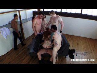 داني جنسن 15 رجل جميع الثقوب جميع الأحمال (مقطورة الموسعة)