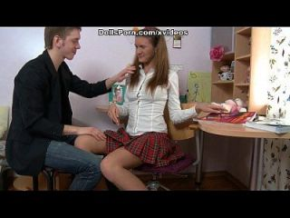 غريب فتاة جامعية في لها الأول الشرج اللعنة سيسيون فيديو