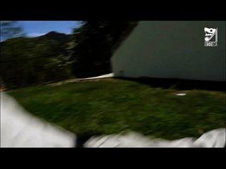 المكسيكي إكسترميناتور الملاعين جبهة تحرير مورو الإسلامية مع ضخمة الثدي إيفا كاريرا !!! axxxteca