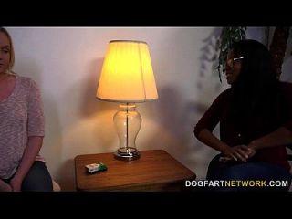 مايلي قد يحصل مارس الجنس بواسطة لها أسود رئيسه