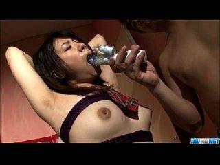 يوري هيراياما مدهش الاباحية مشاهد خلال عبودية