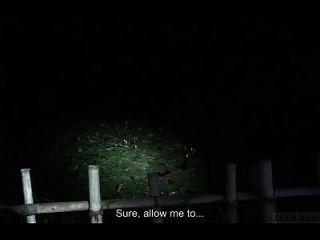 مترجمة اليابانية شبح الصيد حديقة مسكون التحقيق