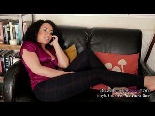 كايلا لويز دونبلوس جنسي فيديو لوكبوك 1 غريبة قرنية فتاة