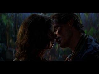 جوهانا مارلو عارية / جنس مشهد من سيئة مون (1996) ويريولف رعب فيلم هد