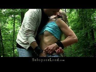 بدسم الخيال في الغابة مع مفلس الرقيق