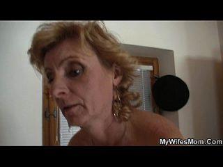 شقراء الأم في القانون المحرمات الجنس
