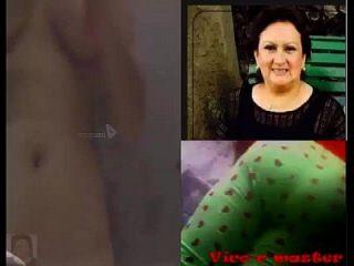 إسبياندو a مي تيا ديسبوز دي لا دوتشا تجسس عمتي بعد أخذ دش