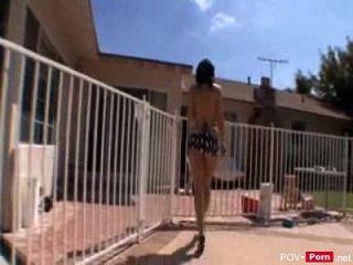 مفلس جبهة تحرير مورو الإسلامية في بيكيني تمتص ديك كبيرة و يحصل مارس الجنس من الصعب بوف porn.net