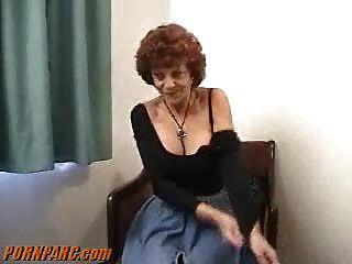 جدة احمر الشعر اللسان جبهة مورو
