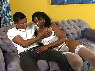 تحصل مارس الجنس كبيرة غنيمة الجبهة البرازيلي