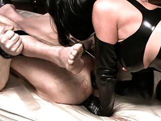 عشيقة الألمانية يمارس الجنس مع عبدها