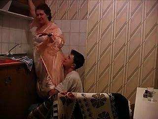 الجدة مع فرنك بلجيكي