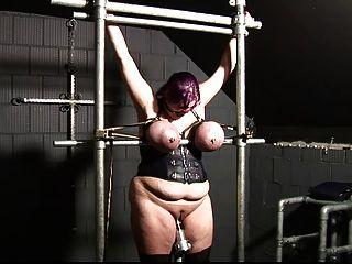وتعادل كبير الثدي، الثدي التعذيب
