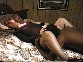 بلدي أحمر الشعر زوجة سميكة أخذ على آخر الثور